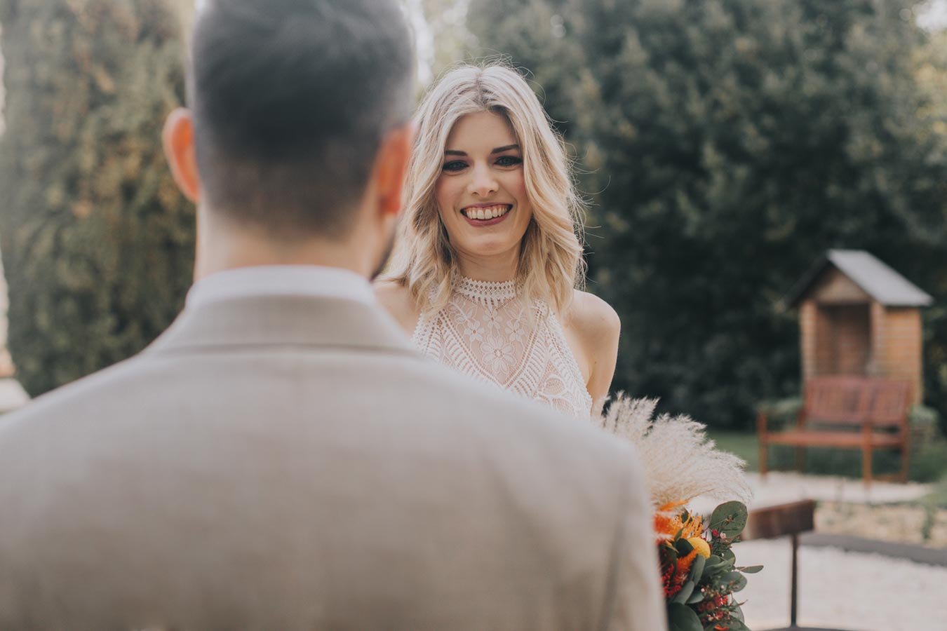Colourful Wedding Ideas: A Vintage Country Rock Inspired Shoot