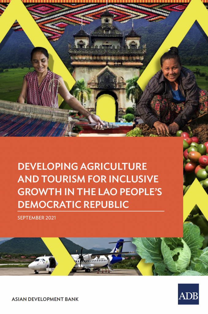 Developing Agriculture and Tourism for Inclusive Growth in the Lao People's Democratic Republic