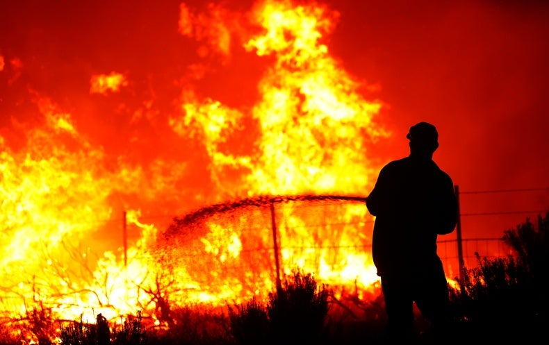 'Explosive' Dixie Fire Could Become Biggest in CA History