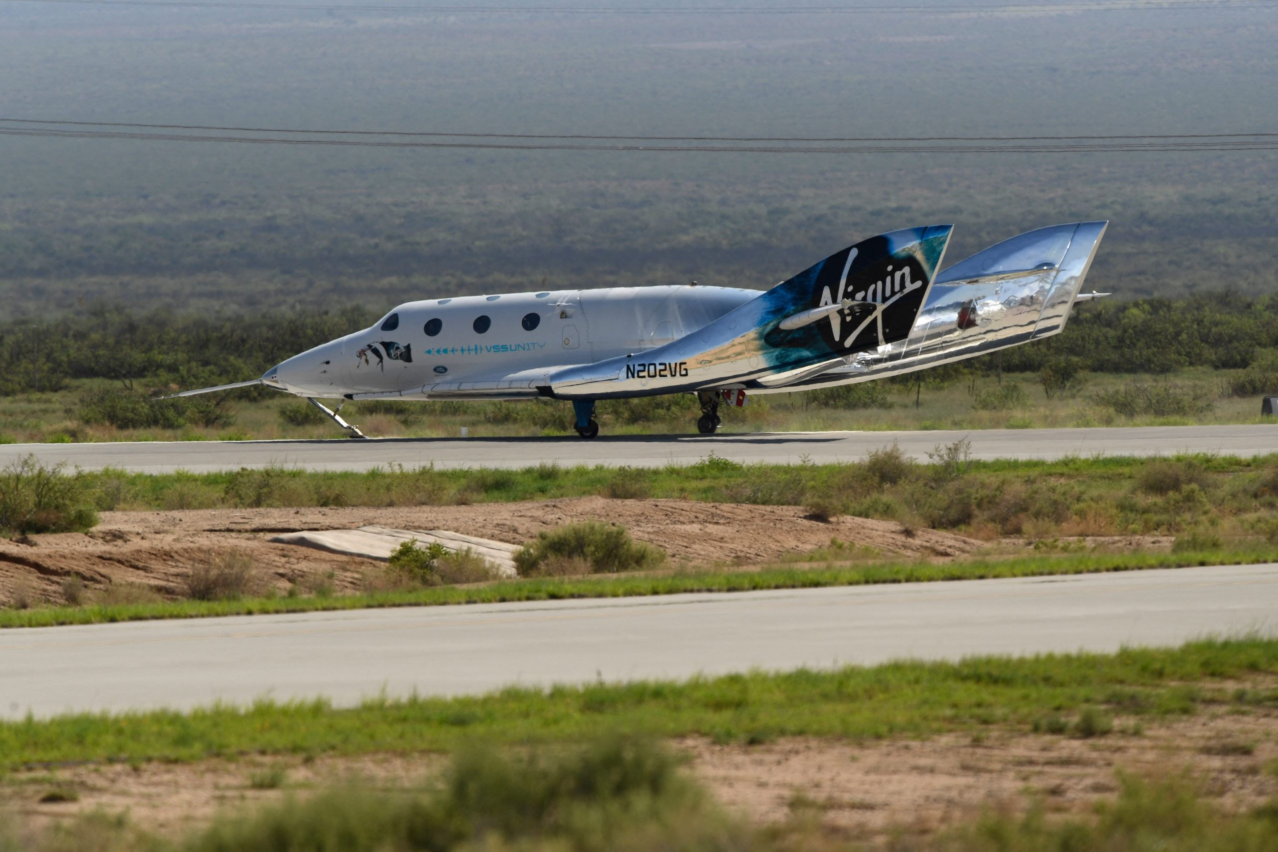 FAA grounds Virgin Galactic space flights during anomaly investigation (updated)