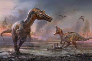 'Hell heron' dinosaur is new species found on Isle of Wight