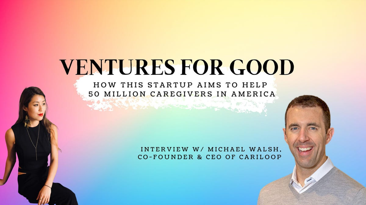 How This Startup Aims To Help 50 Million Caregivers In America