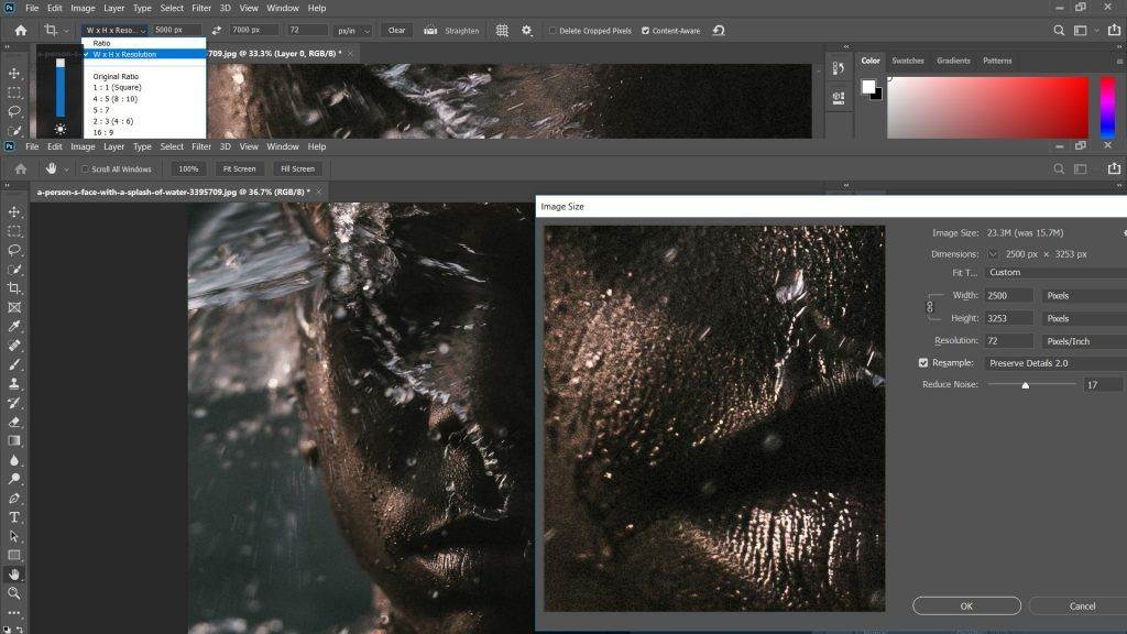 How to Resize Images in Photoshop CC (2021)