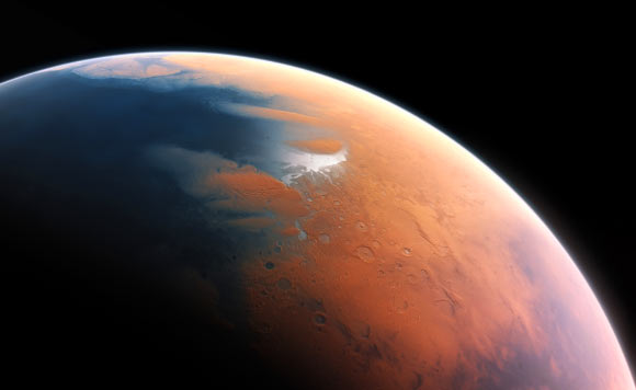 Mars Too Small to Be Habitable, New Study Suggests