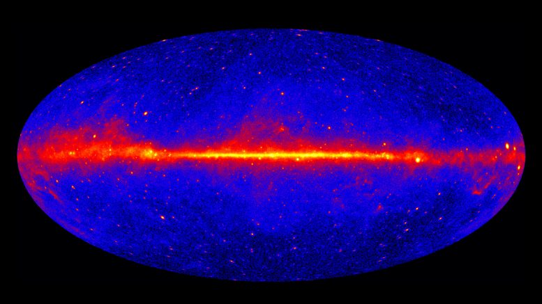 """Mysterious """"Empty Sky"""" Gamma-Ray Puzzle Solved – May Lead Astrophysicists To Unravel Dark Matter"""