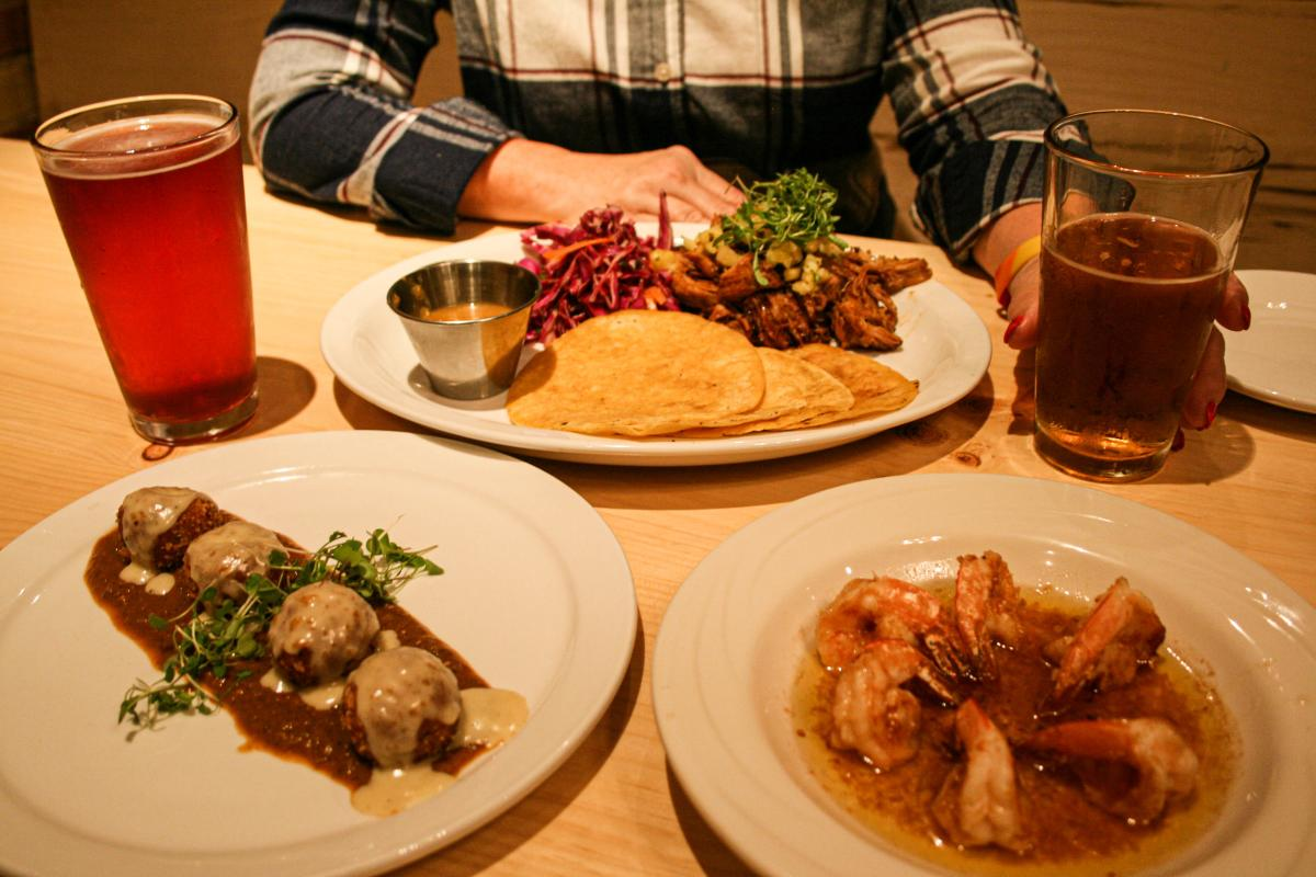 New Ideas for Places to Eat in Downtown Traverse City