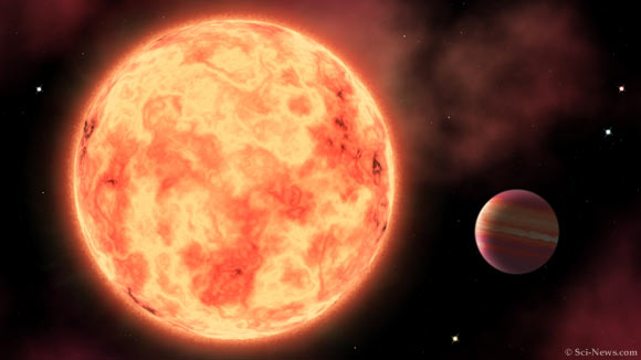 New Ultrahot Jupiter Contains Iron in Its Atmosphere