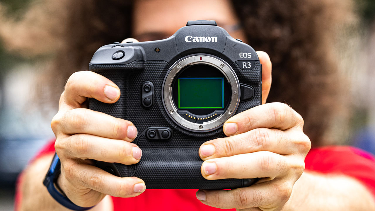 OFFICIAL Canon EOS R3 Real World pREVIEW!!! (Hands-On)