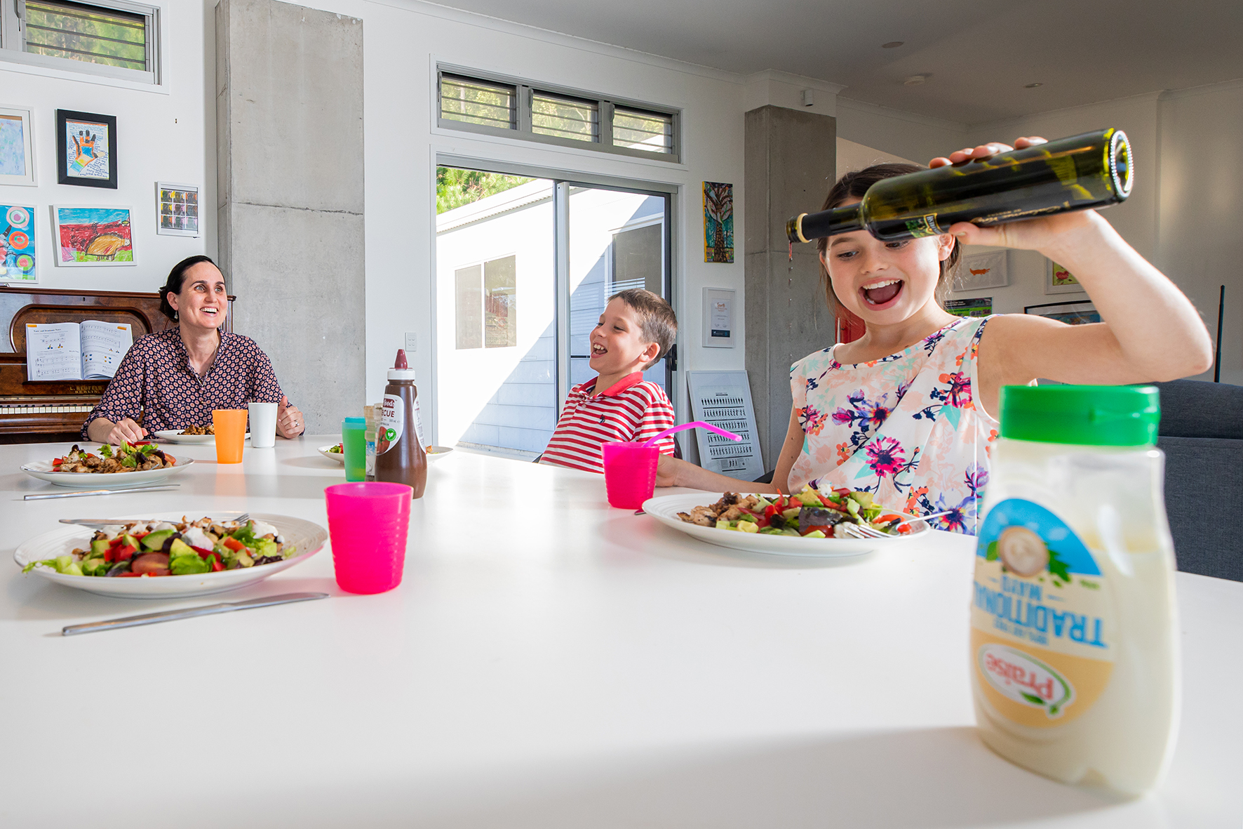 Picky eating research aims to help family mealtimes