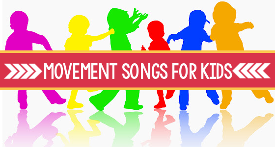 Preschool Movement Songs: 15 Action Songs for Kids