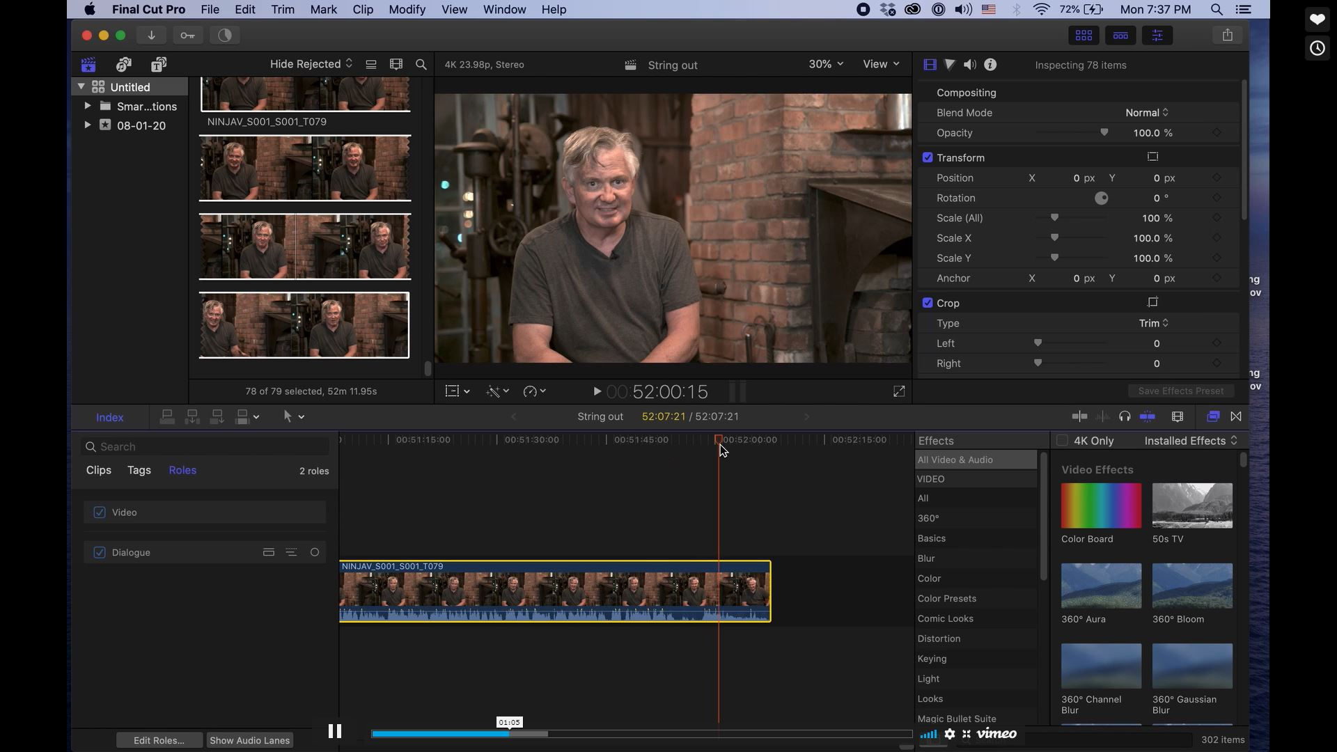 ProRes RAW Workflow with the Sigma fp