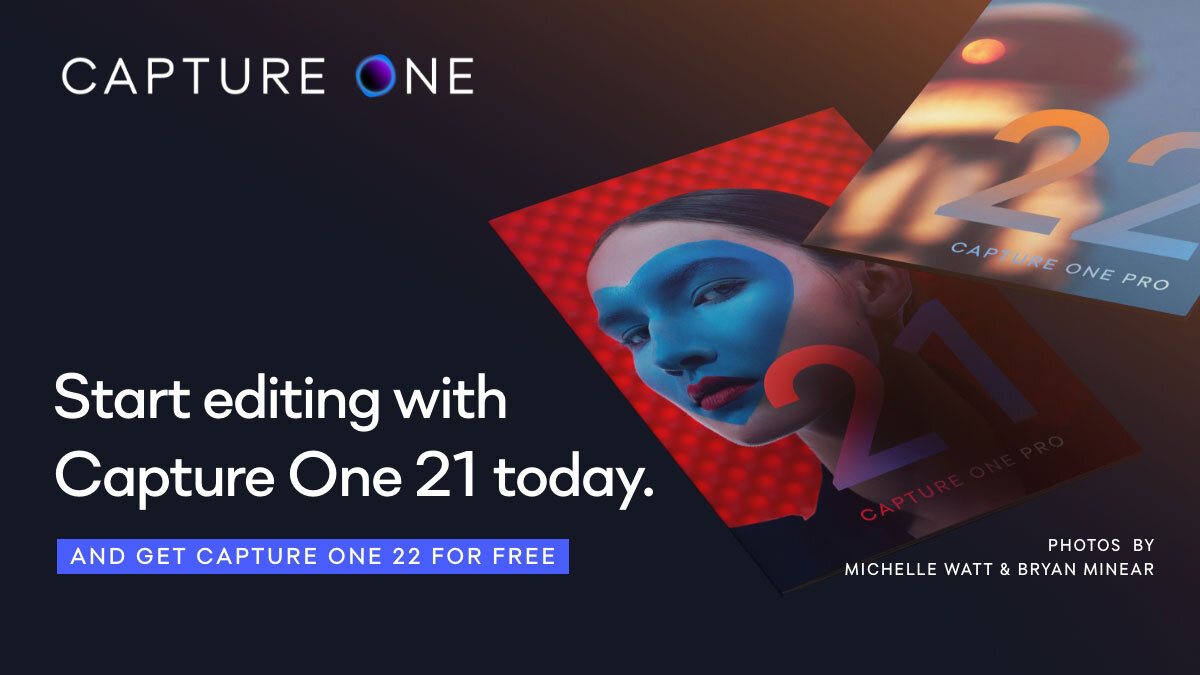 PSA: Capture One Offer – Buy Capture One 21 now, get Capture One 22 free in December