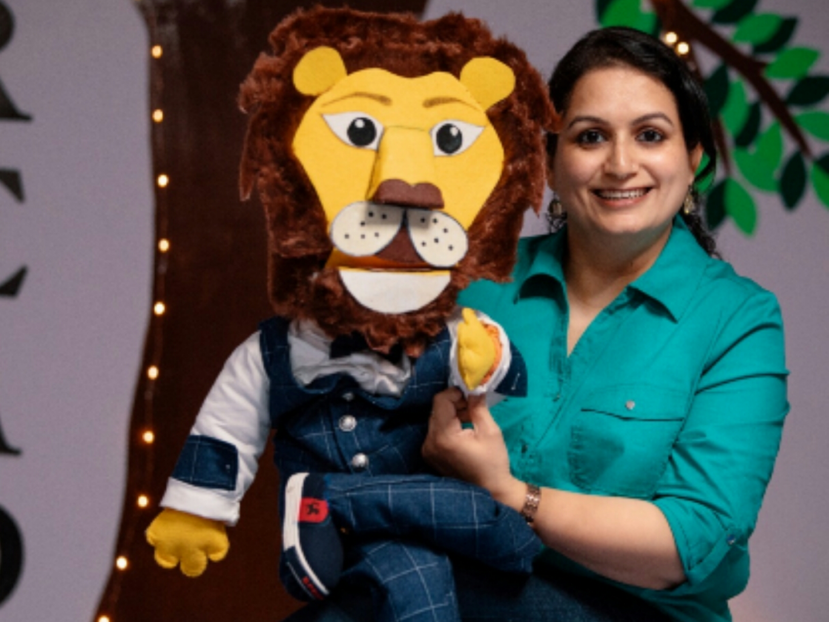 Puppeteer Sanika Singh Suggests Stories To Deal With Trauma In Children