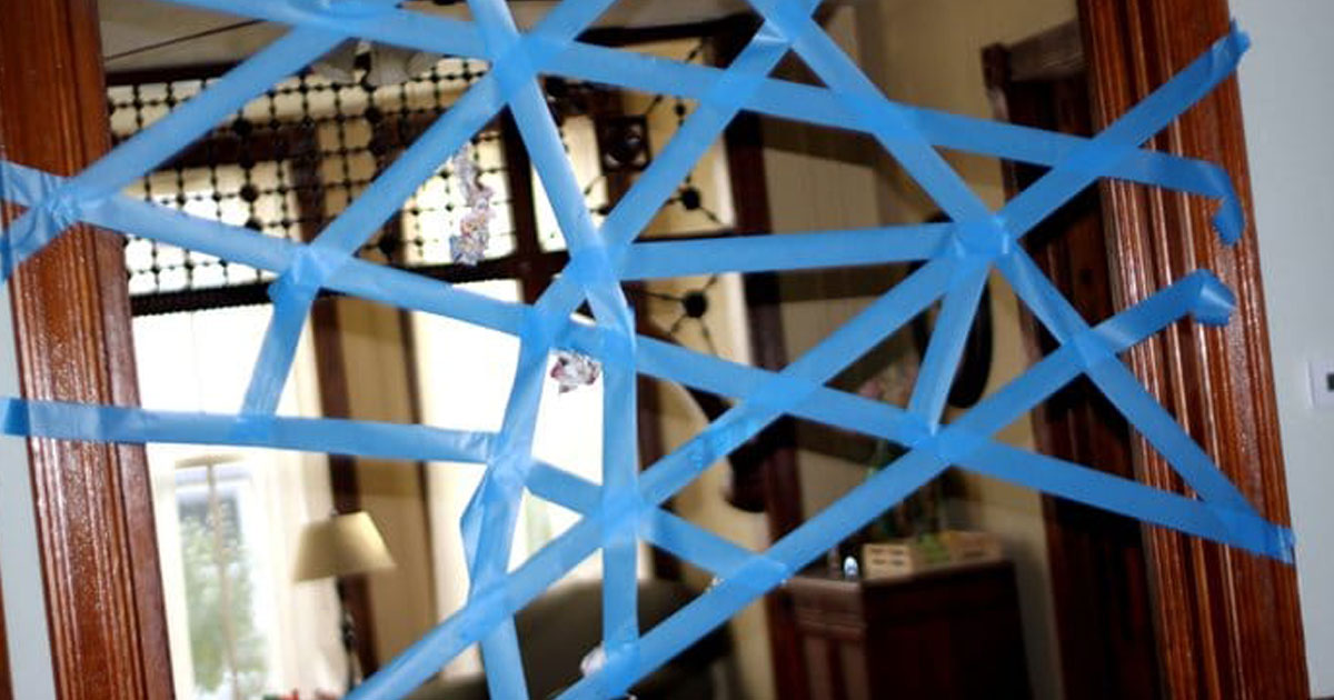 Sticky Spider Web Activity That Is Fun and Simple
