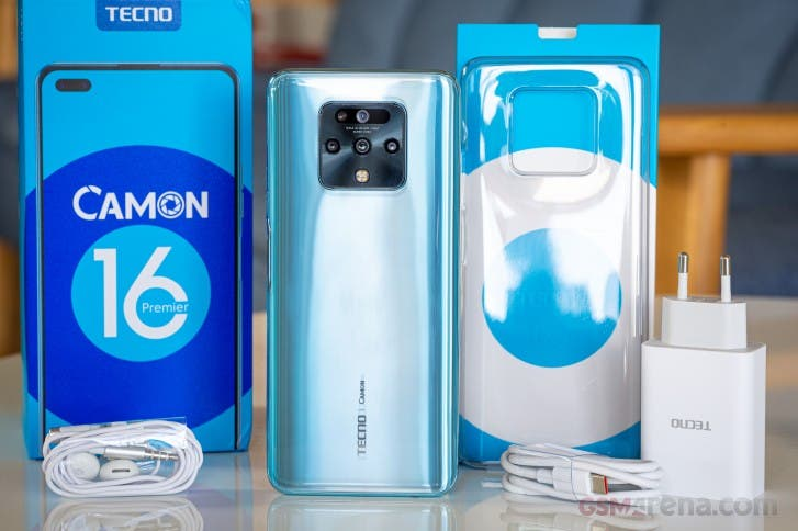 TECNO's CAMON series to be the first to release MediaTek's Helio G96 chips in the African market
