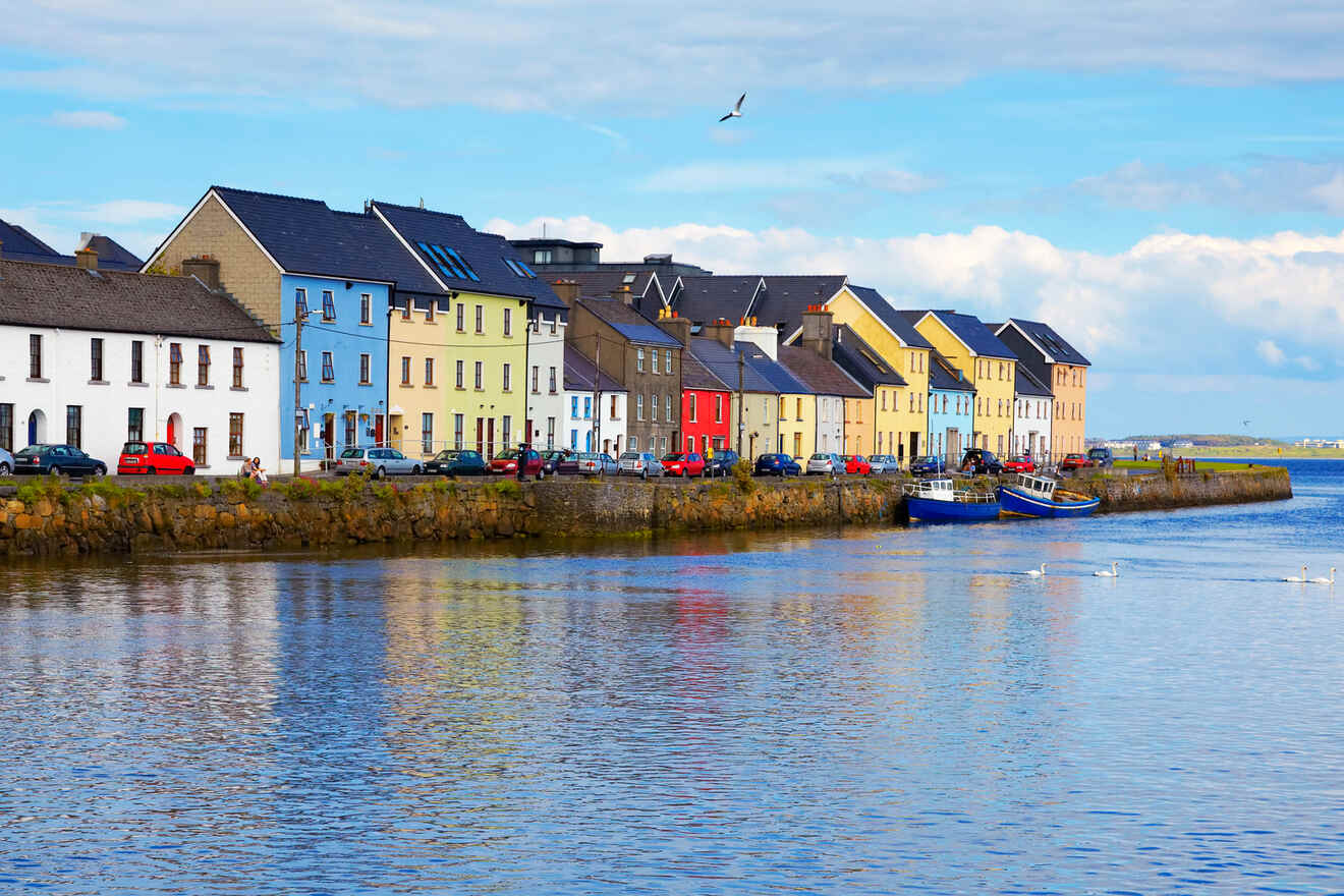 The 5 Best Neighborhoods Where to Stay in Galway, Ireland (Hotels from Budget to Luxury)