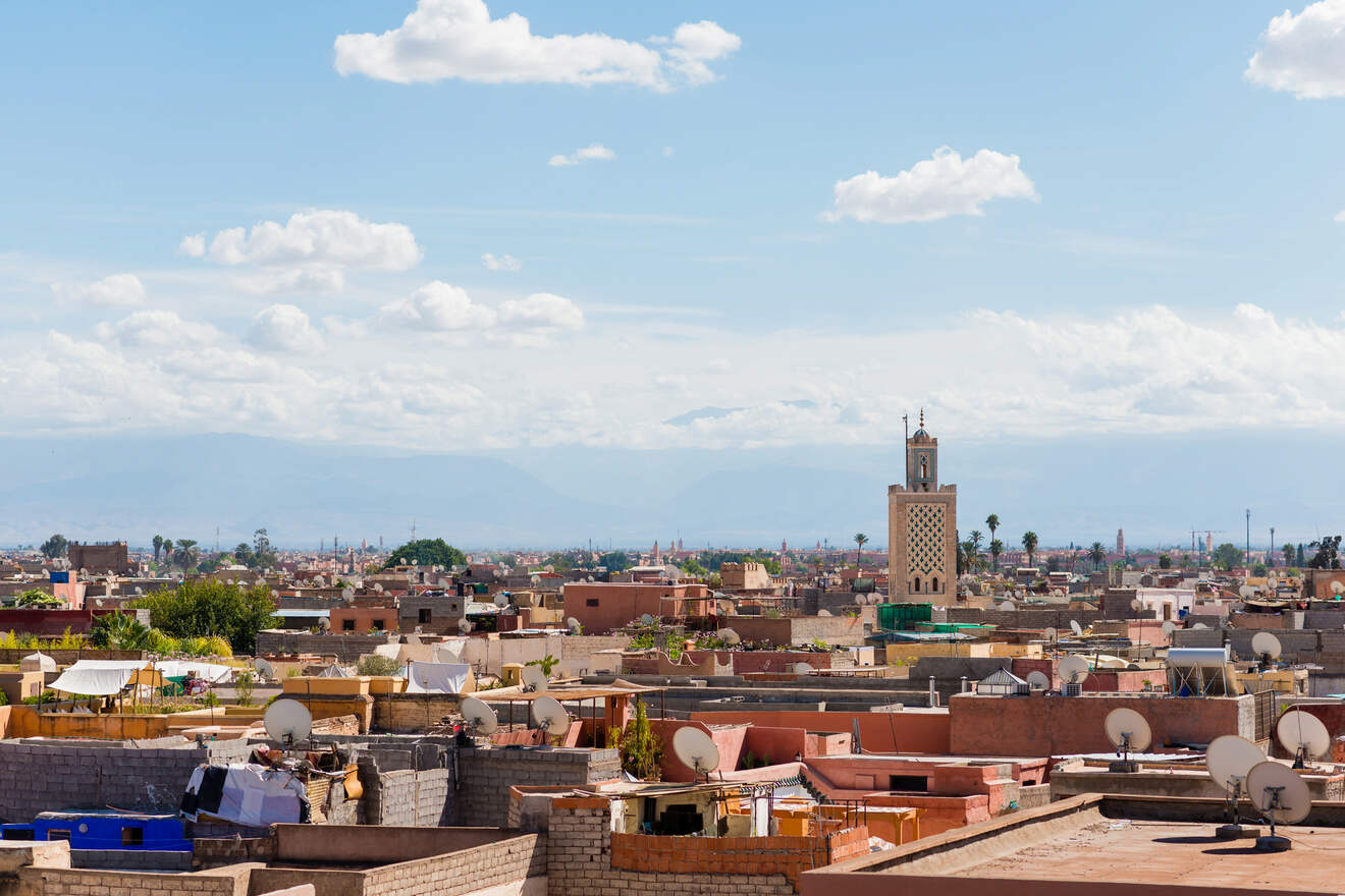The Best place to stay in Marrakech – Your Guide to the Top Areas & Hotels