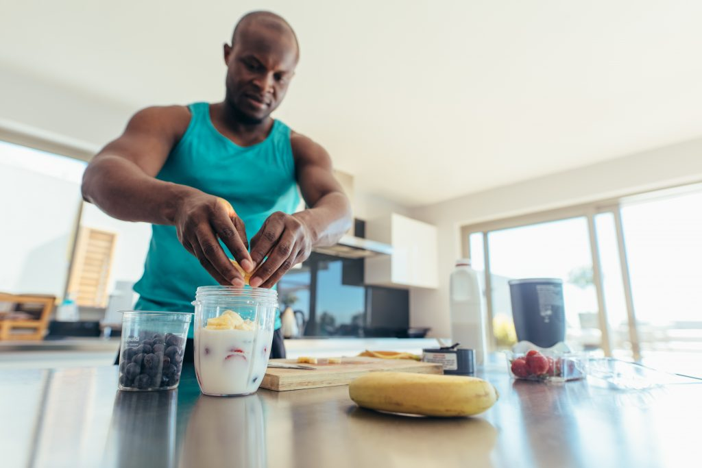 The Best Plant-Based Foods to Promote Men's Health and Muscle Mass