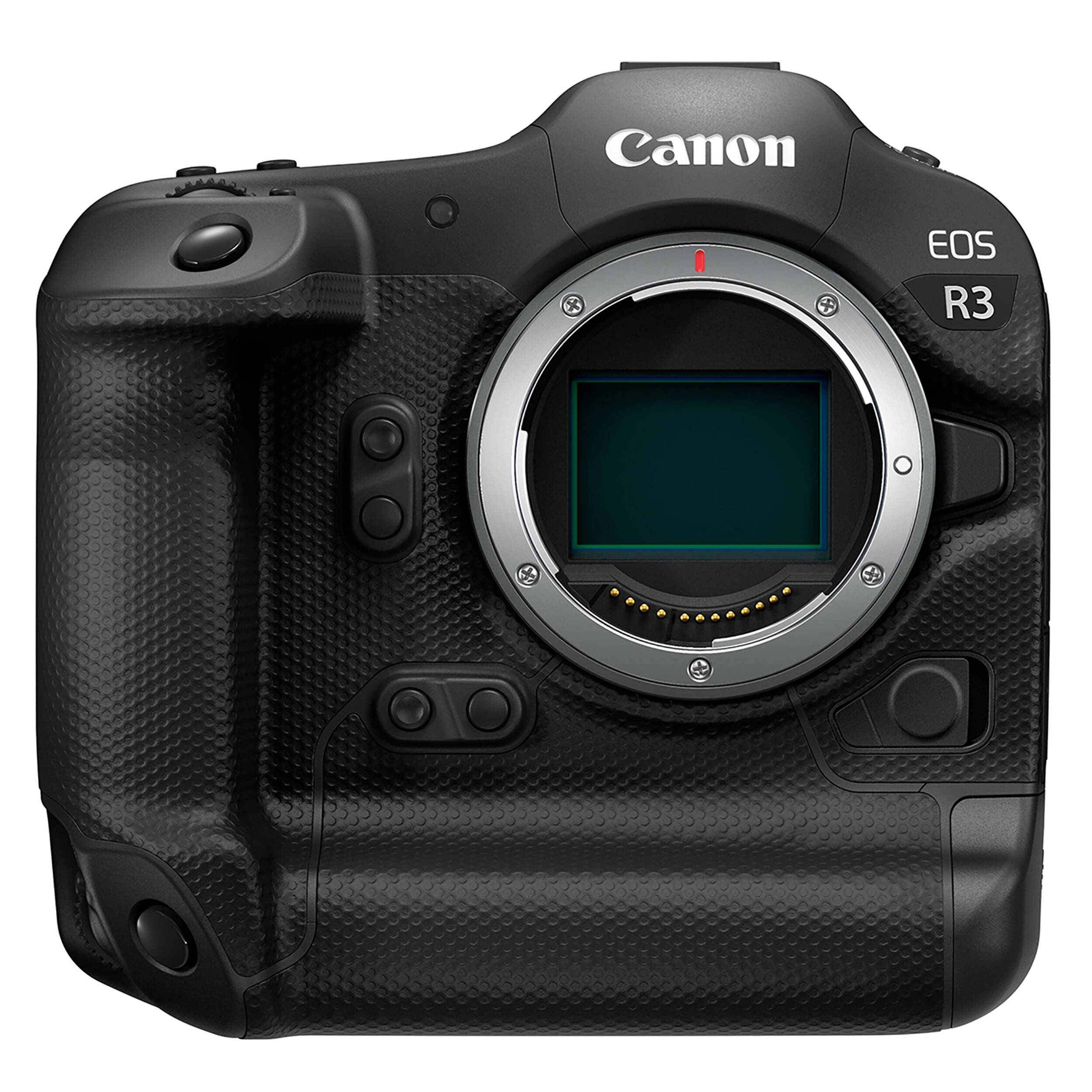 The Canon EOS R3 Has Arrived, Armed With 30 FPS Continuous Stills Shooting
