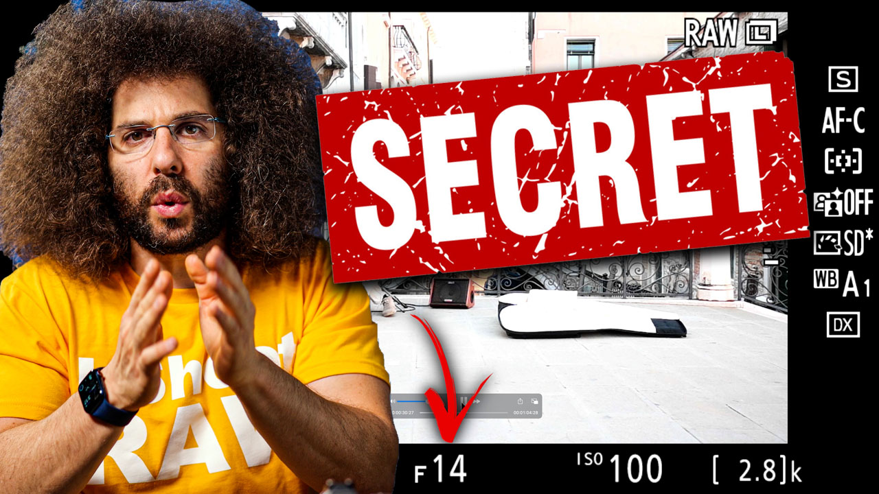 The SECRET to Street Photography (Shutter Speed, Aperture, ISO)