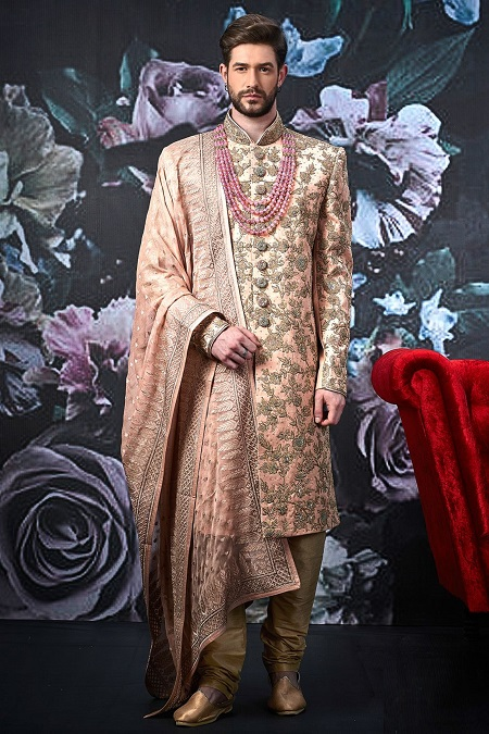 Tips to Pick a Wedding Sherwani for Indian Groom