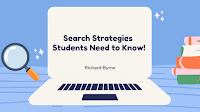 Webinar This Thursday – Search Strategies Students Need to Know