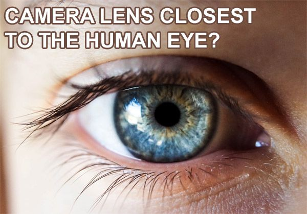 What Camera Lens is Closest to the Human Eye?
