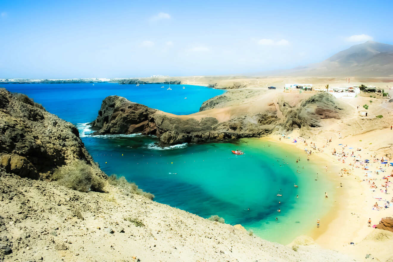 Where to Stay in Lanzarote – Perfect Resort Towns and the Best Hotels