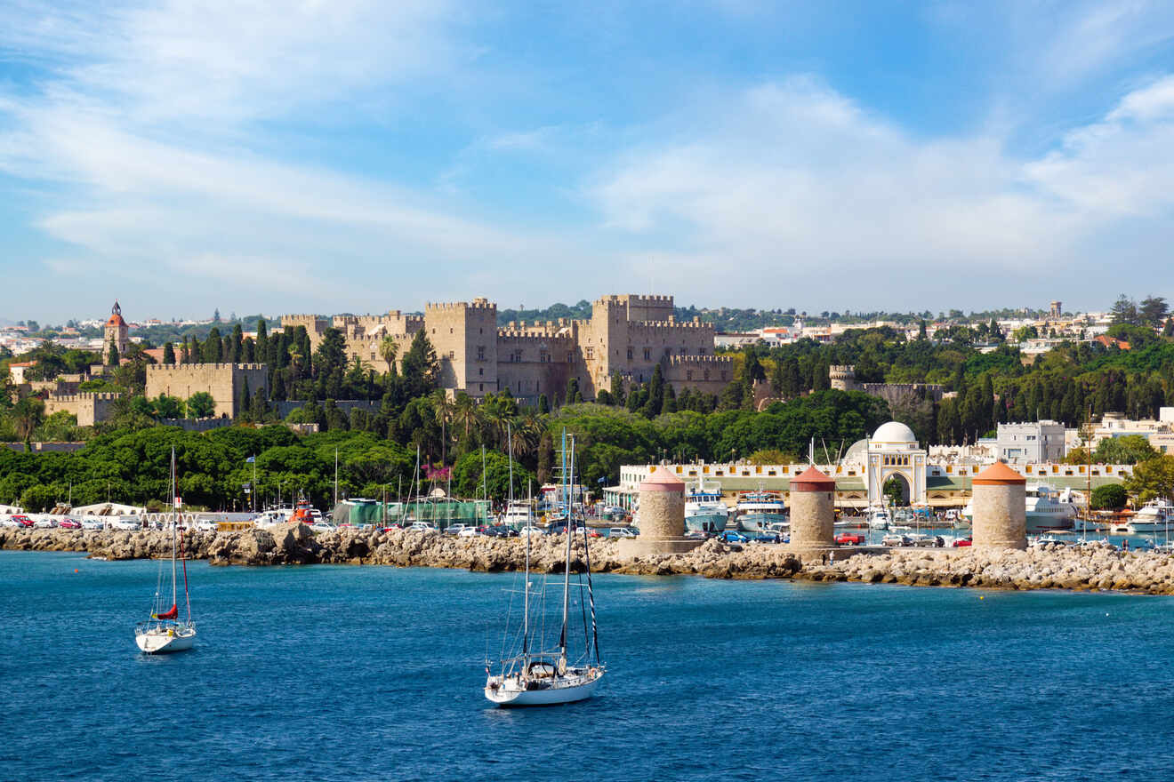 Where to Stay in Rhodes – Top 6 Areas to Stay with the Best Hotels from Luxury to Budget