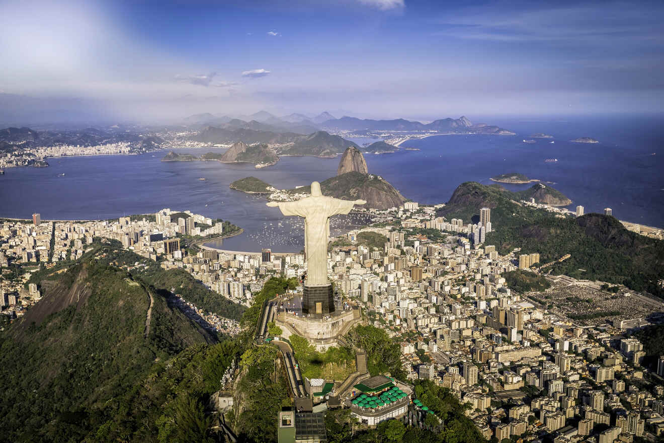 Where to Stay in Rio De Janeiro – The 6 Best Areas to Stay for All Kinds of Travelers