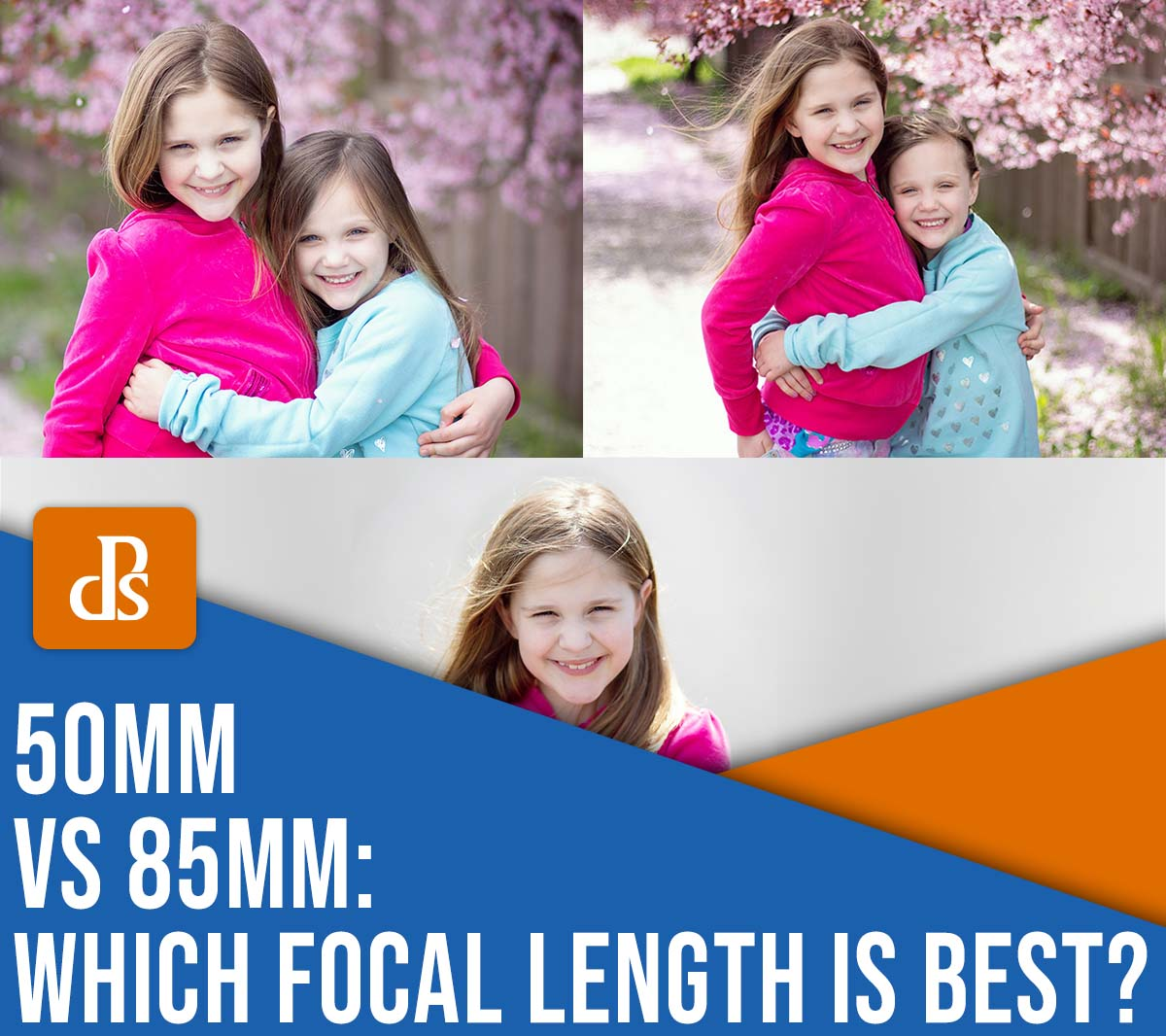 50mm vs 85mm: Which Is Best for Portrait Photography?