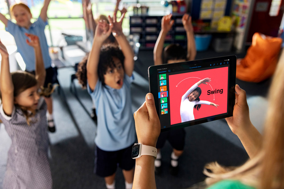 Apple Expands Its Coding Curriculum To Elementary Schools