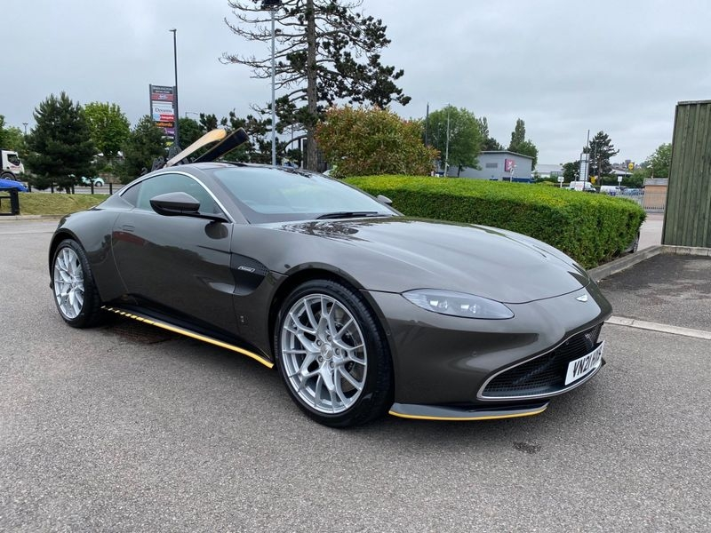 Aston Martin searches increase 75% with No Time To Die release