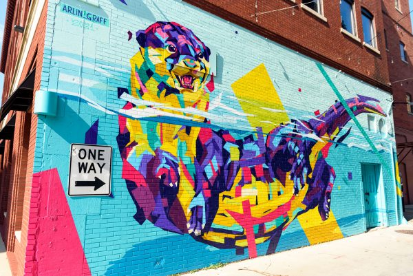 Be Amazed by the 150 Works of Art Along the Fort Wayne Public Art Trail