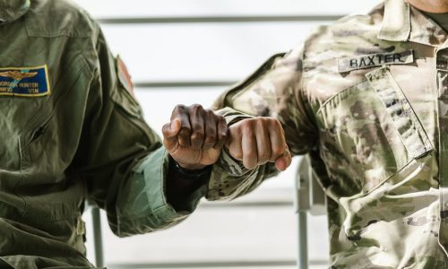 Five Reasons You Should Join an Online Veteran Network