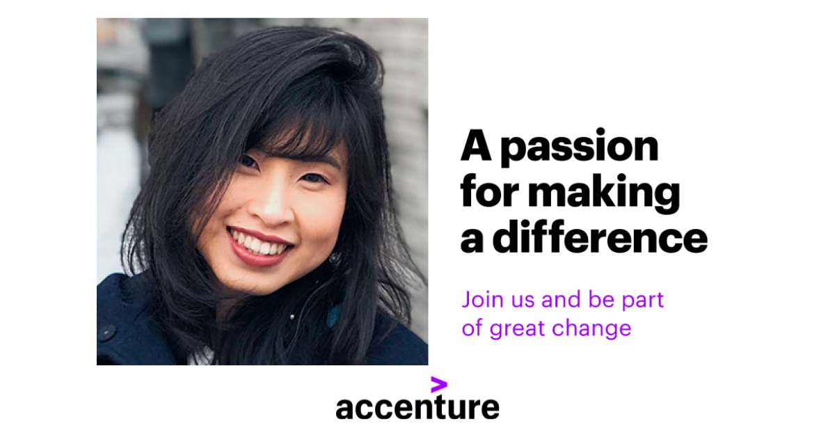 Flexibility is just the way of life at Accenture