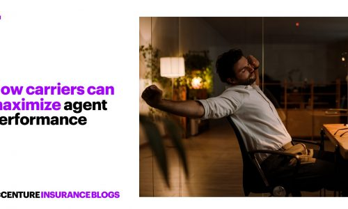 How carriers can maximize agent performance