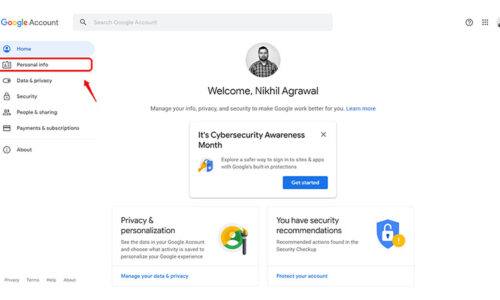 How to Remove Profile Picture from Google Account [Gmail, Google Meet, YouTube]