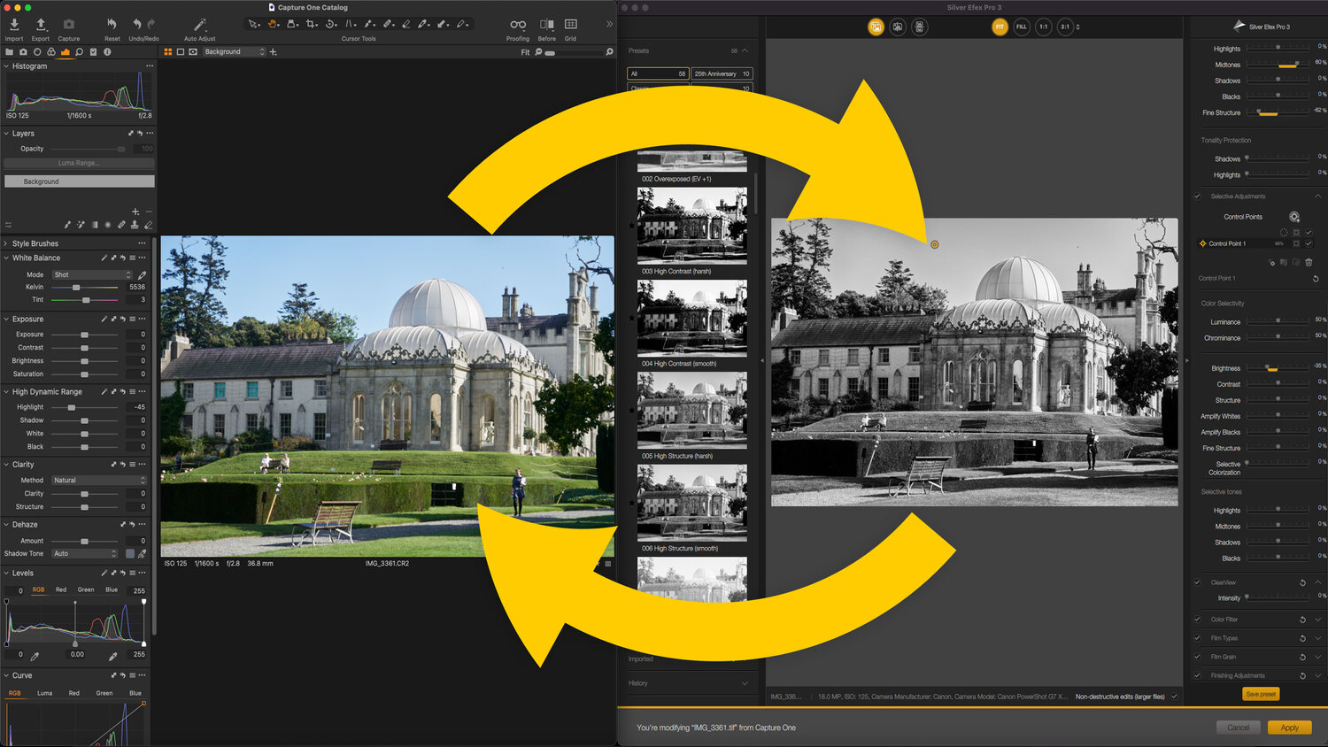 Nik Collection Update Fixes Capture One Workflow, Adds M1 Native Photoshop Support