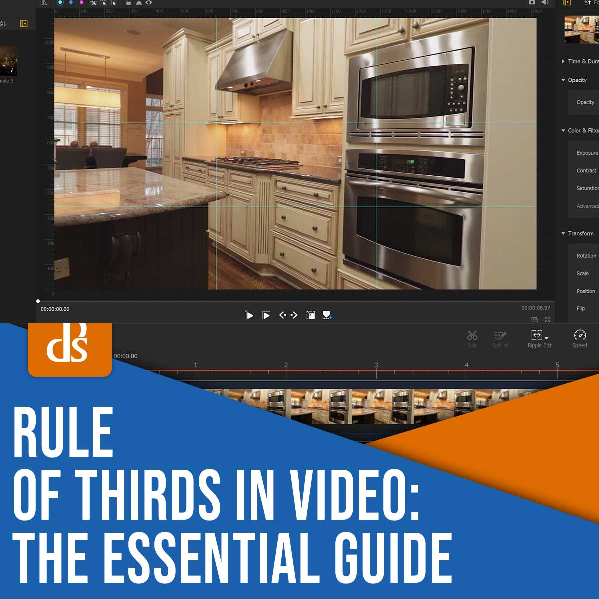 Rule of Thirds in Video: The Essential Guide