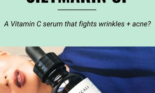 Skinceuticals Silymarin CF: A Vitamin C Serum That Fights Both Wrinkles And Acne?