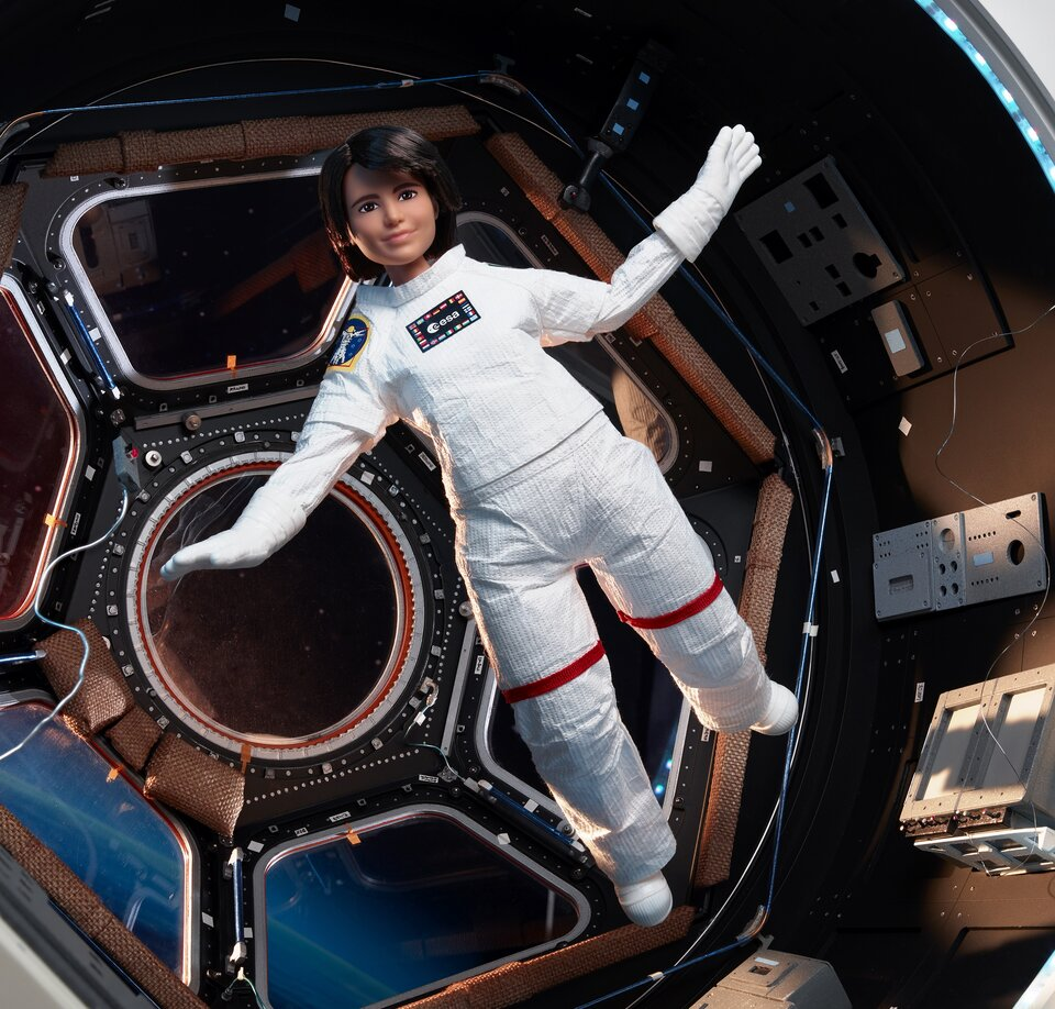 Tech Digest daily roundup: Barbie goes into space 'to inspire young girls'