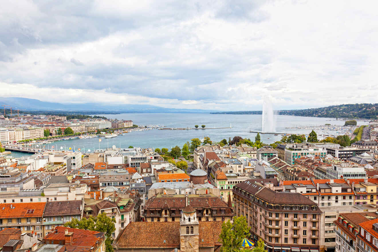 The 5 Best Areas Where to Stay in Geneva – Top Hotels from Luxury to Budget