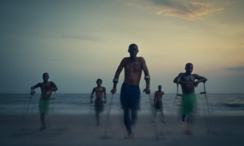 The Astonishing Resilience of Sierra Leone's Amputee Football Players