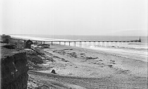 The History of Oceanside's First Pier