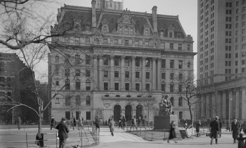 The New York City Hall of Records