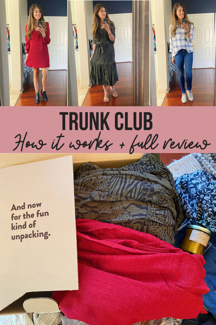 Trunk Club Delivery And How It Works For Women's Clothing