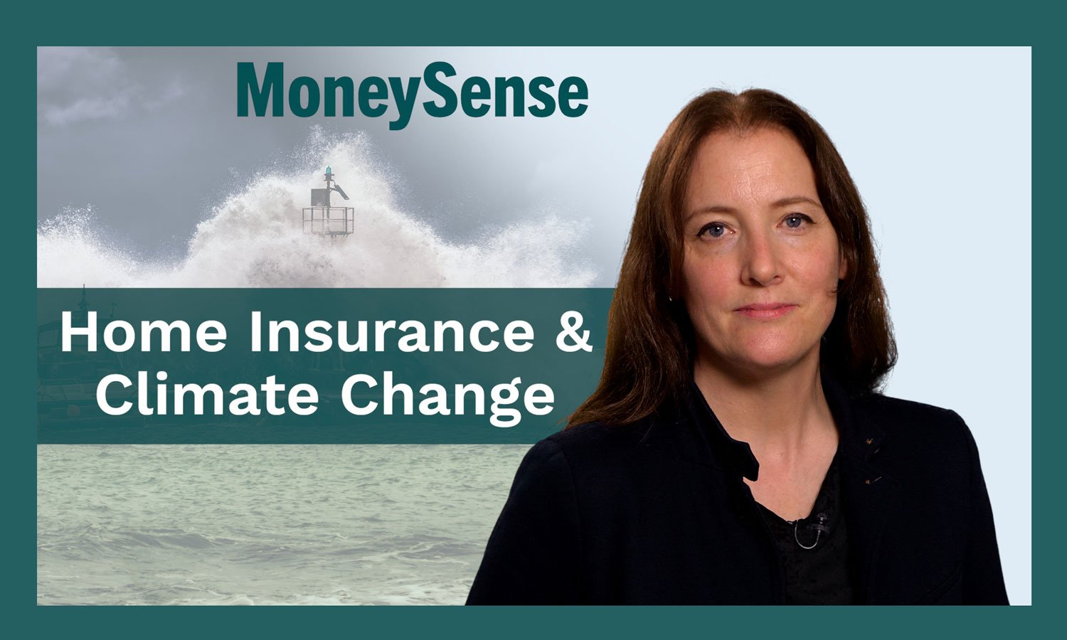 Watch: Climate change in Canada and the rising cost of home insurance