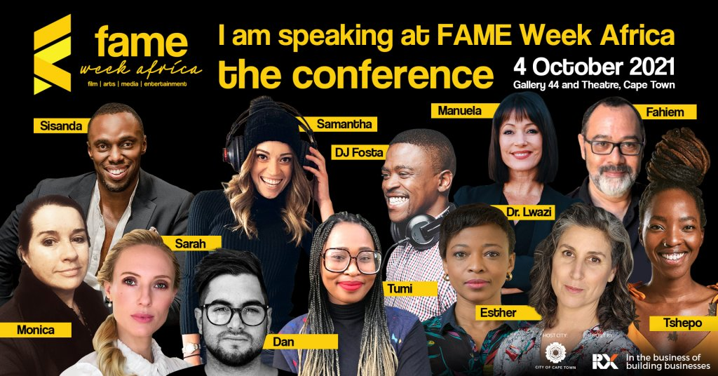 What to do at FAME Week Africa